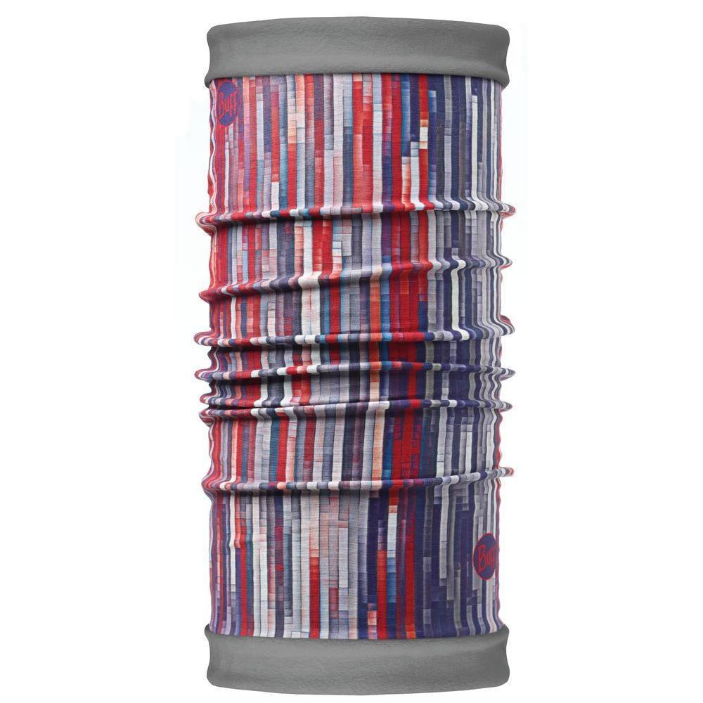 Купить Бандана BUFF REVERSIBLE POLAR PAINTER LY GREY/GARGOYLE Банданы и шарфы Buff ® 1168619