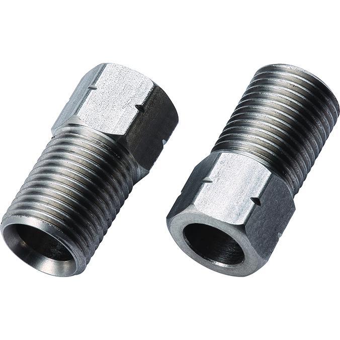 Купить Наконечник Bbb Compression Nut - Shimano - Stainless Steel, унисекс, Велоинструменты
