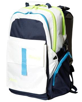 Купить Рюкзак Bergans XO 28L Pocket, Navy/White/RetroBlue Рюкзаки школьные 1075315