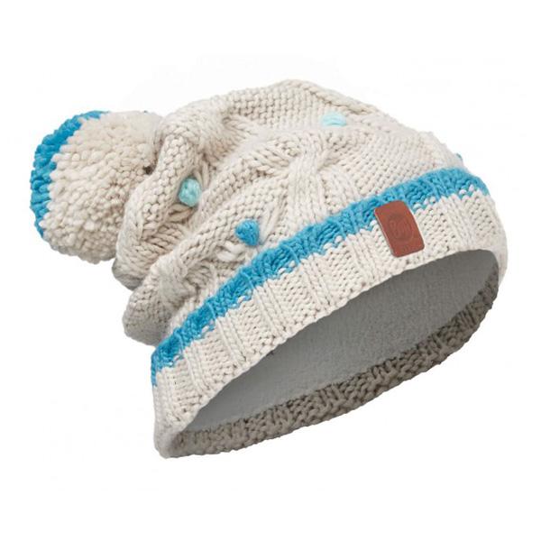 Шапка Buff Junior Knitted & Polar Hat Buff Dysha Mineral