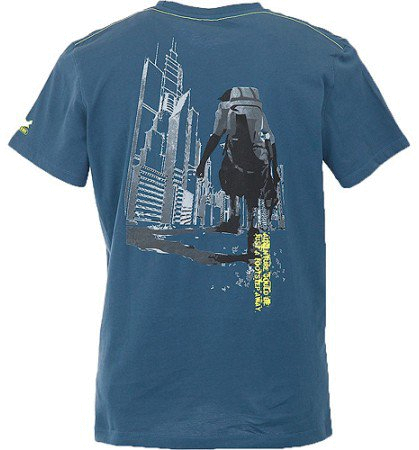 Футболка для активного отдыха Salewa Outdoor FOOTSTEP CO M S/S TEE ash1/5110