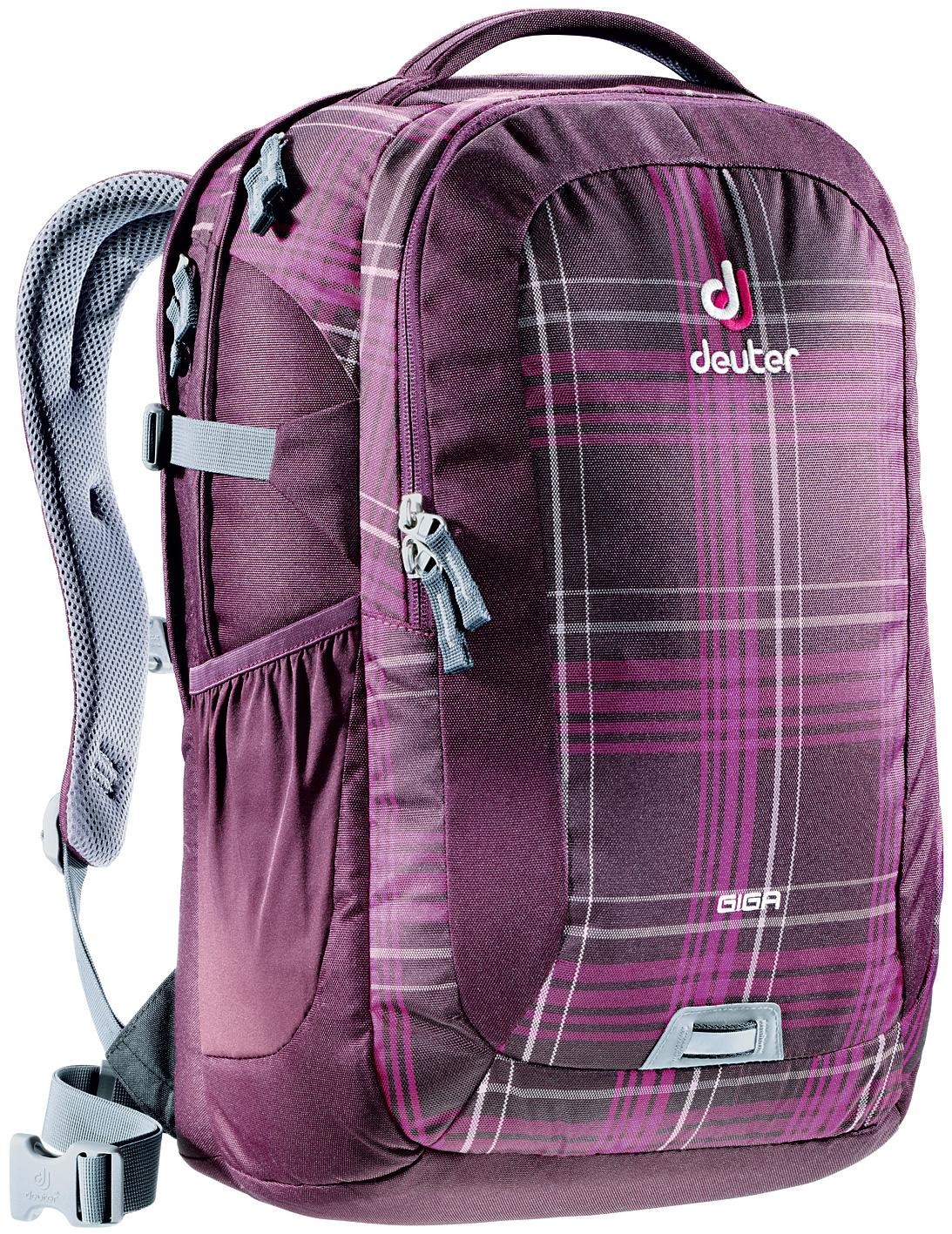 Купить со скидкой Рюкзак Deuter 2015 Daypacks Giga Aubergine Check