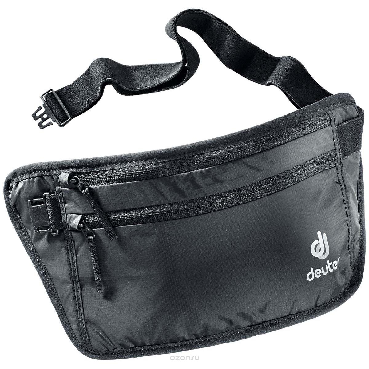 Кошелек Deuter 2018 Security Money Belt Ii Black