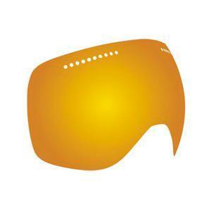 Запасные линзы DRAGON ROGUE rpl lens Gold Ion Очки горнолыжные 910653  - купить со скидкой