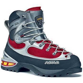 Купить Ботинки для альпинизма Asolo Alpine Lhotse GV MM Red-Silver Альпинистская обувь 613043