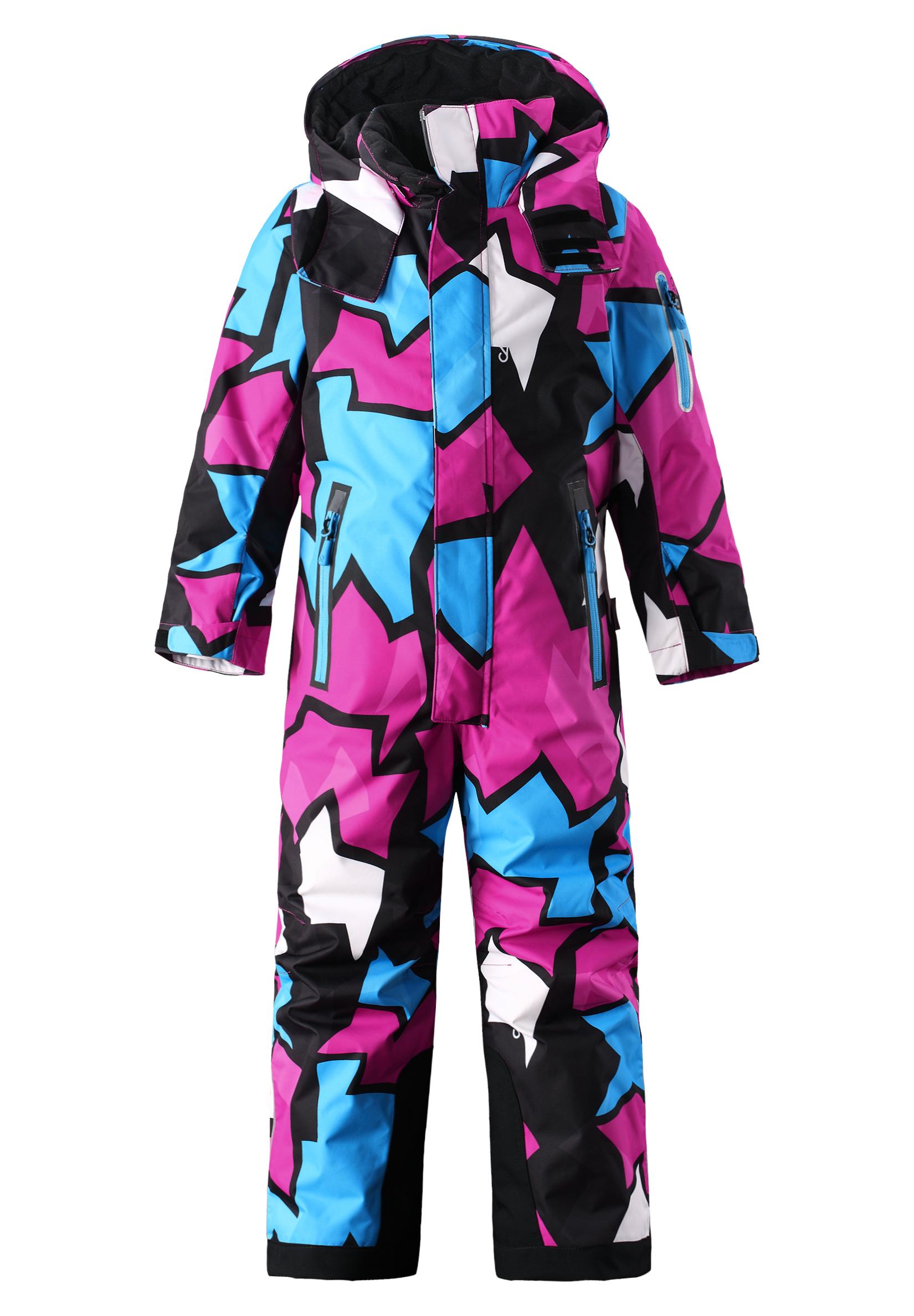 Комбинезон горнолыжный Reima 2016-17 REACH РОЗОВЫЙ Детская одежда 1269732  - купить со скидкой