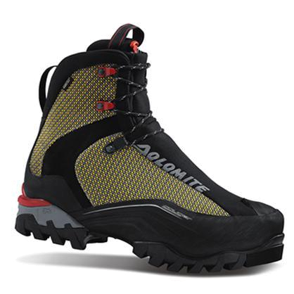 Ботинки для альпинизма Dolomite 2012 Expert COUGAR HP GTX yellow-black