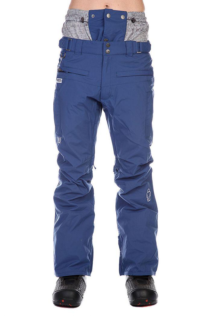 Купить Брюки сноубордические ROMP 2014-15 180 Slim Pant Navy Одежда сноубордическая 1167418