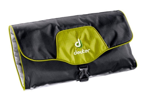 Косметичка Deuter Wash Bag I black-moss