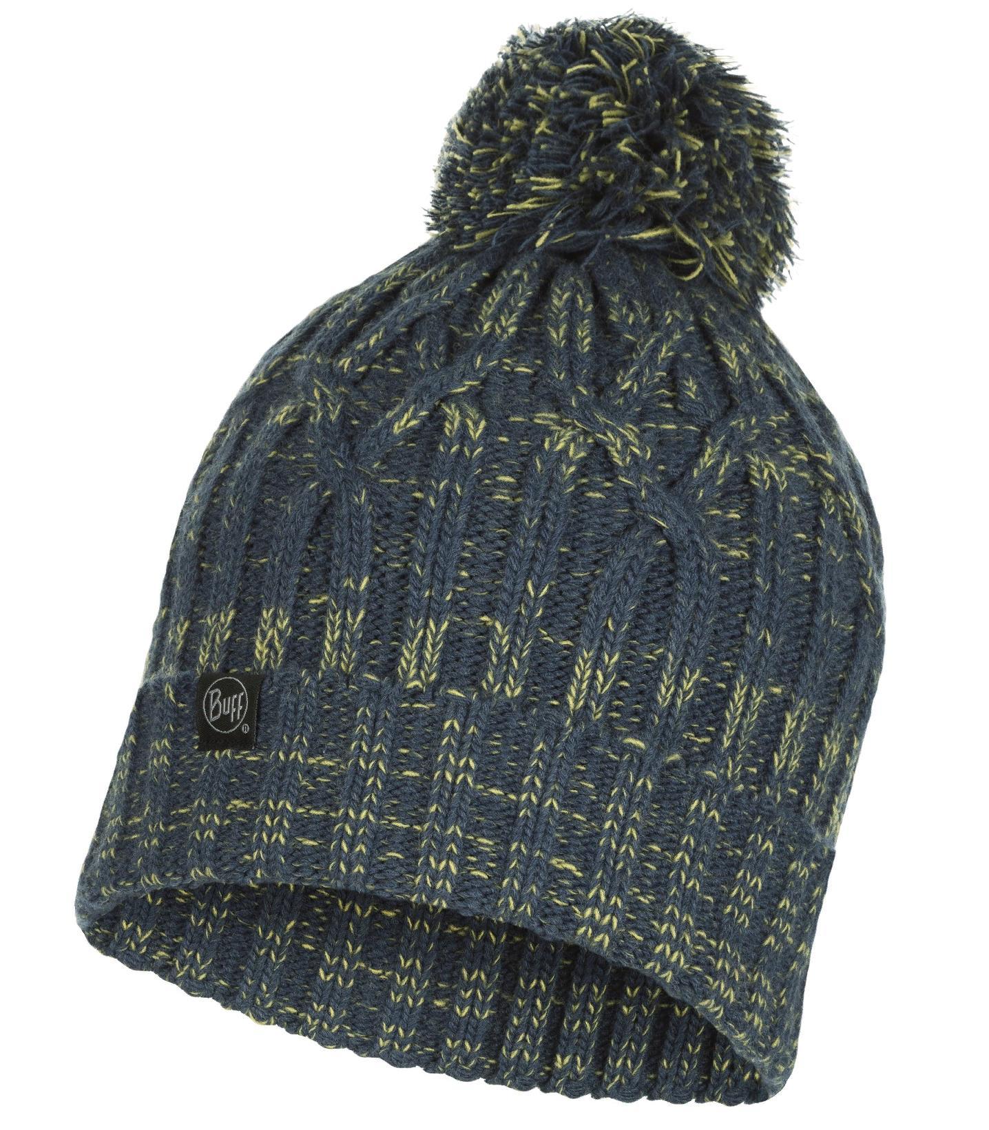 Шапка Buff Knitted & Polar Hat Idun Denim