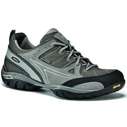 Купить Ботинки для треккинга (низкие) Asolo Natural Shape Dome Gv ML Grey/Black Треккинговая обувь 1015501