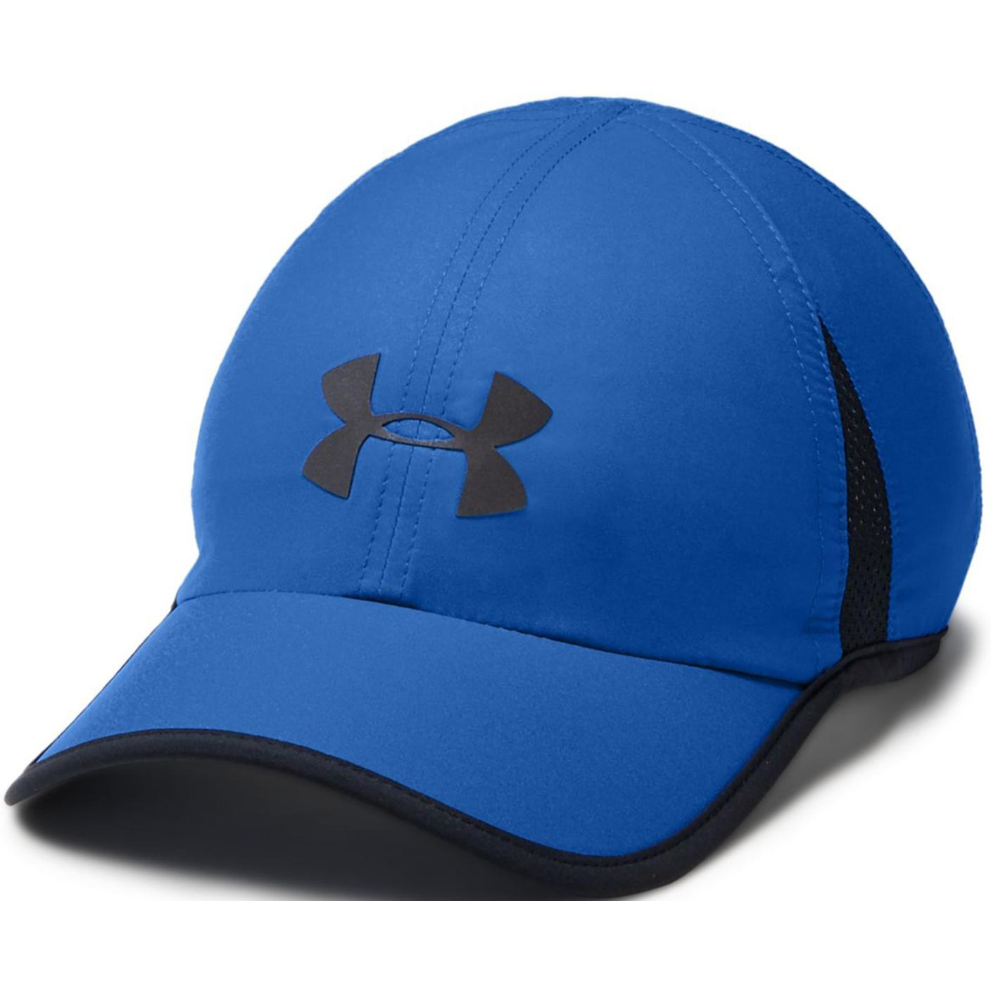 08876f2f1081 Кепка Under Armour 2019 Shadow 4.0 Run Cap Blue Strike/Black ...