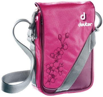 Сумка Deuter 2013 Escape I magenta-blackberry