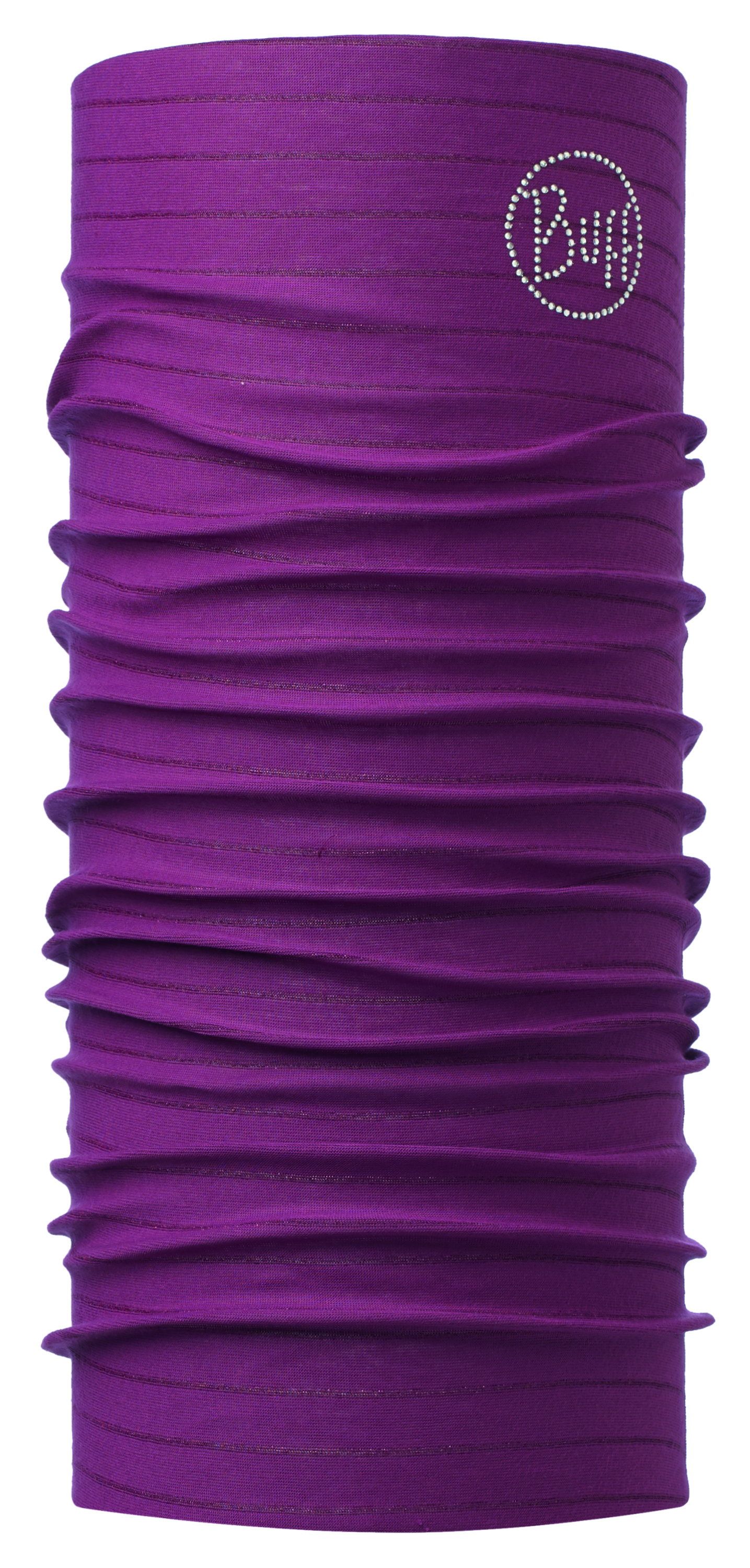 Купить Бандана BUFF ORIGINAL AMARANTH PURPLE CHIC STRIPES Банданы и шарфы Buff ® 1307904