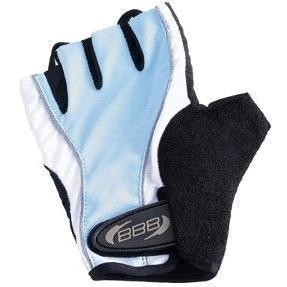 Перчатки велосипедные BBB LadyZone Light Blue - купить в КАНТе