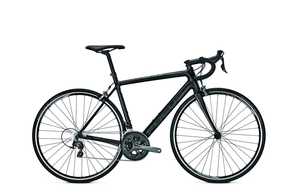 Велосипед Focus Cayo Tiagra 2017 Carbon/black Matt