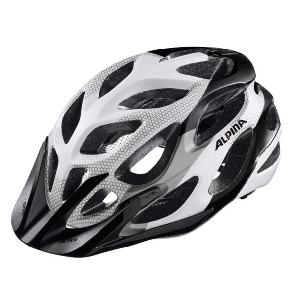 Купить Летний шлем Alpina 2016 MTB Mythos 2.0 LE black-white, Шлемы велосипедные, 1254710