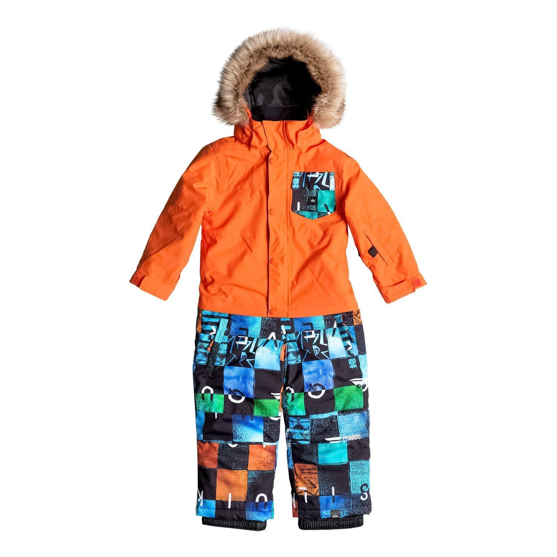 Купить Костюм сноубордический Quiksilver 2016-17 Rookie Kids K SNSU BYB8, Детская одежда, 1287078