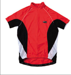 Футболка BBB PowerTech jersey s.s red (красный) (BBW-102)