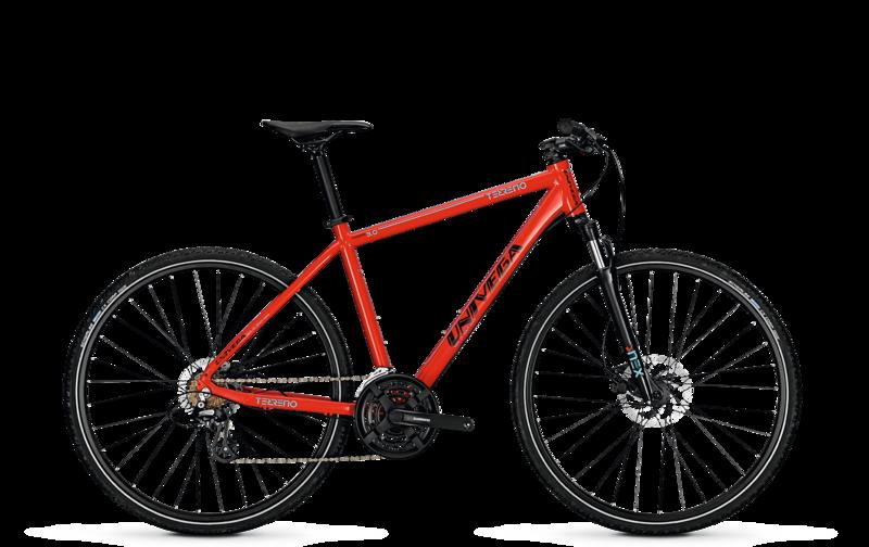 Велосипед Univega Terreno 3.0 2018