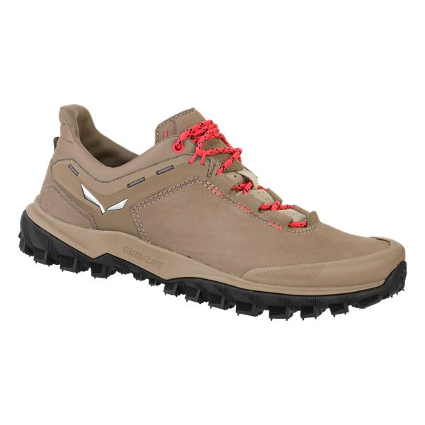 Купить Ботинки для треккинга (низкие) Salewa 2017 WS WANDER HIKER L Other Nut/Hot Coral Треккинговая обувь 1330031