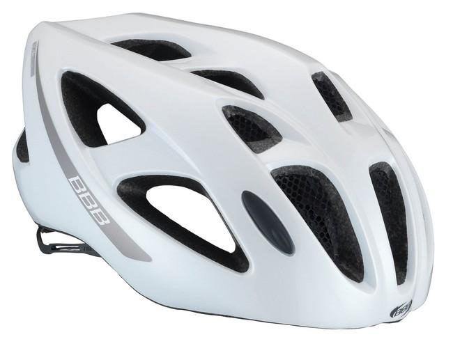 Летний Шлем Bbb Kite White/grey