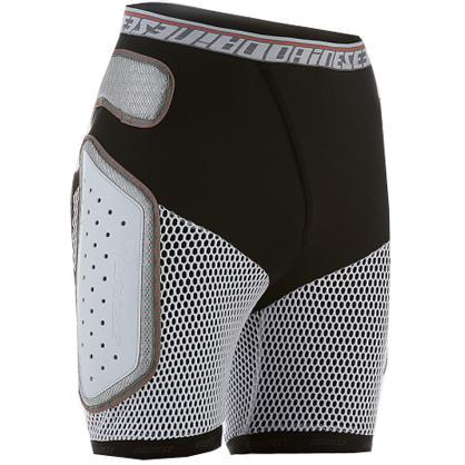 Защитные шорты Dainese 2011-12 ACTION SHORT white-black