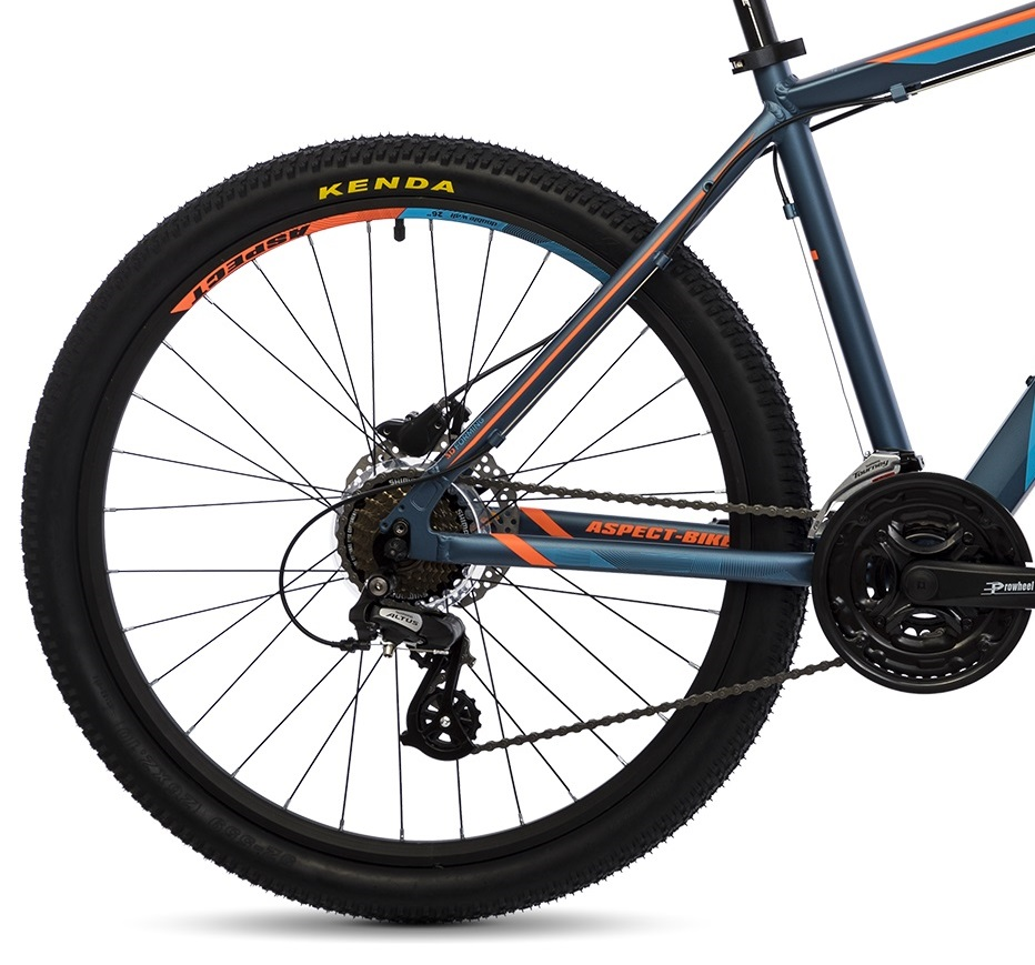 Велосипед Aspect Nickel 2018 Синий