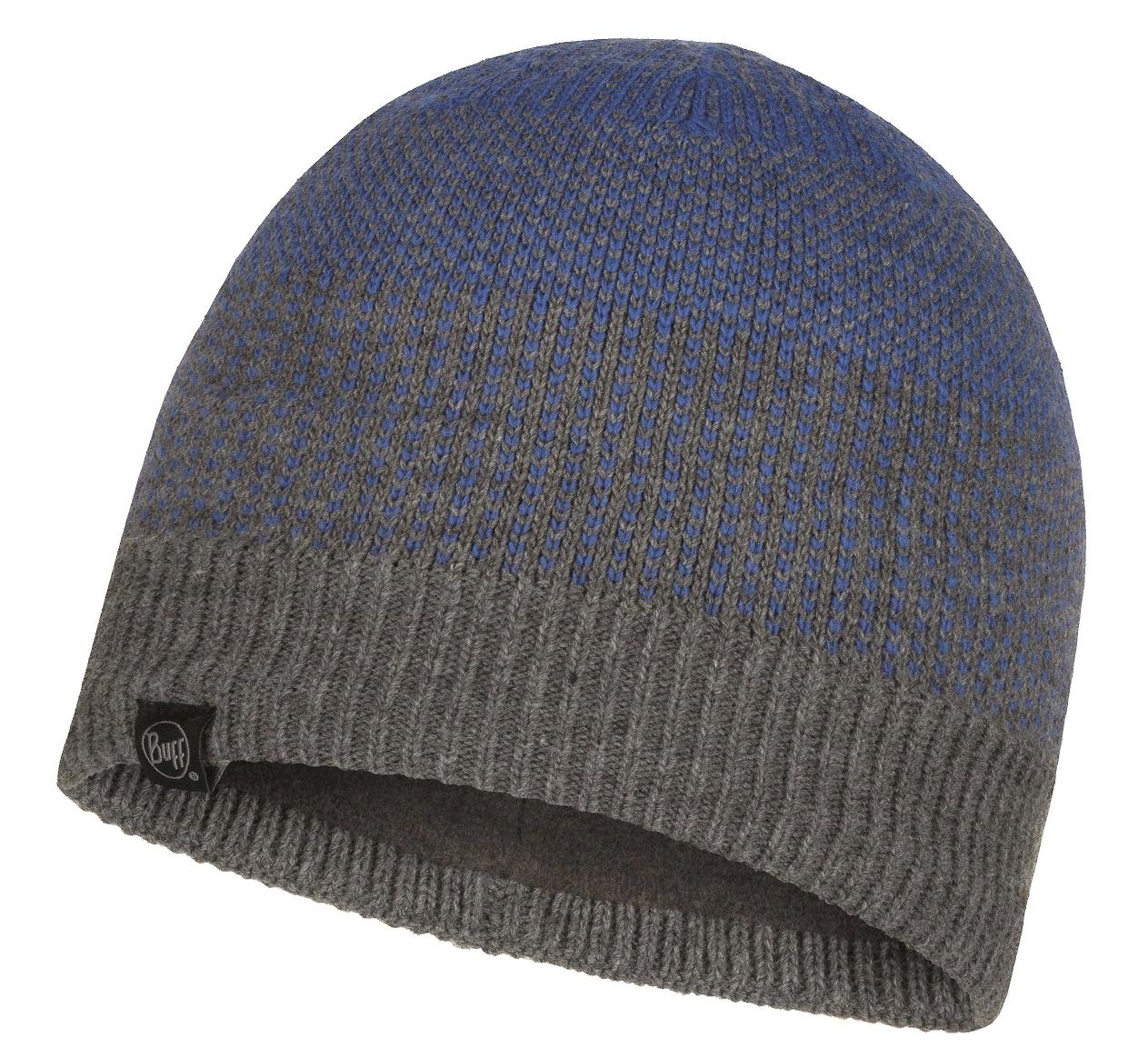 Шапка Buff Knitted & Polar Hat Klaes Grey