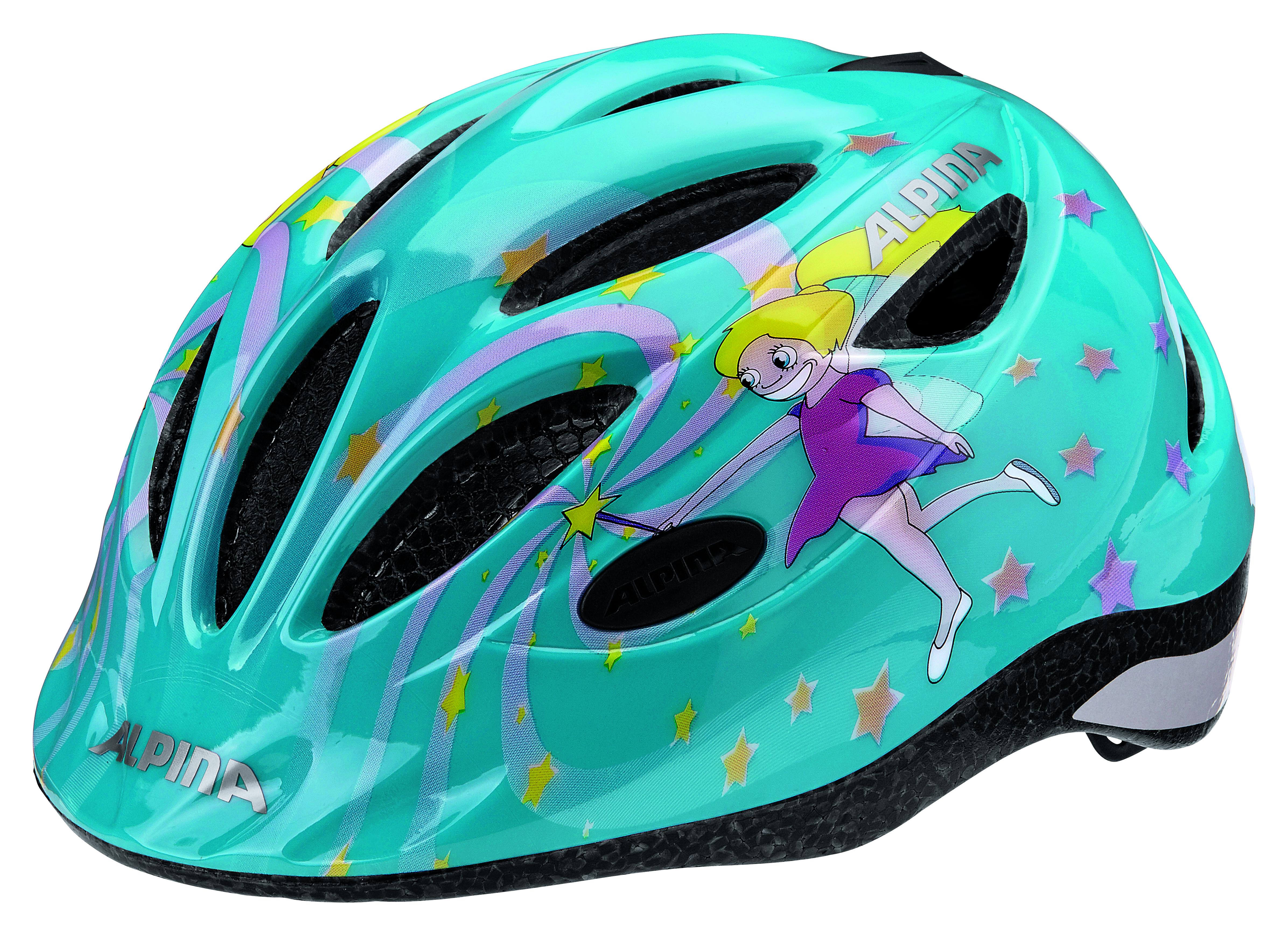 Велошлем Alpina 2018 Gamma 2.0 Ice Princess