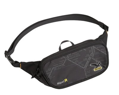 Сумка поясная Salewa Travel Hipst r black