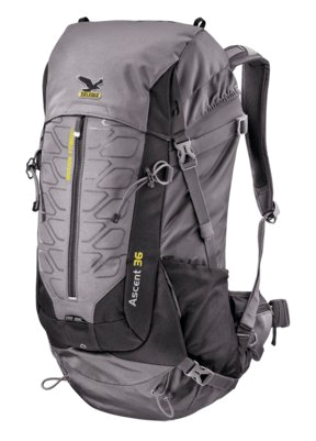 Рюкзак Salewa Hiking Ascent 36 carbon/anthracite