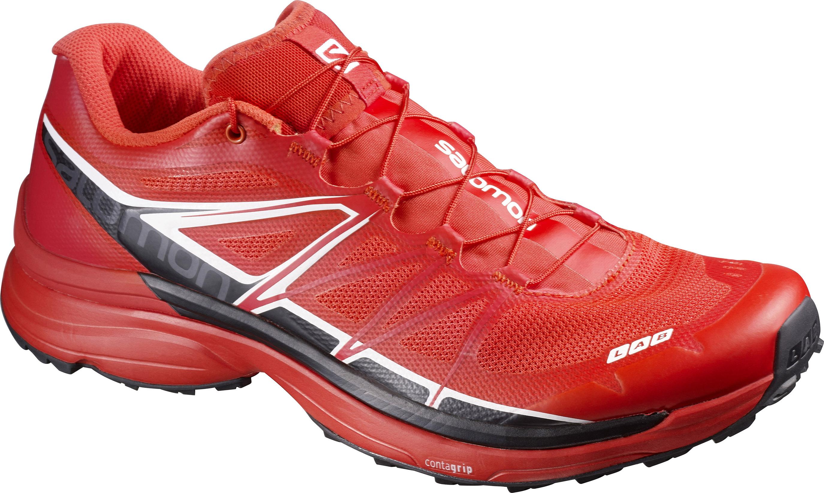 Купить Беговые кроссовки для XC SALOMON 2016 S-LAB WINGS RACING RED/BK/WH Кроссовки бега 1247039