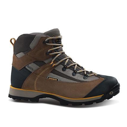 Купить Ботинки для треккинга (высокие) Dolomite 2012 Explorer STELVIO EVO HAVANA-YELLOW Треккинговая обувь 733169