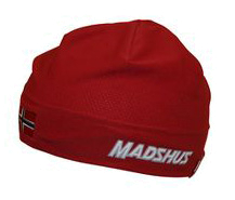 Шапка MADSHUS 2011-12 MESH RACE HAT RED (красный)