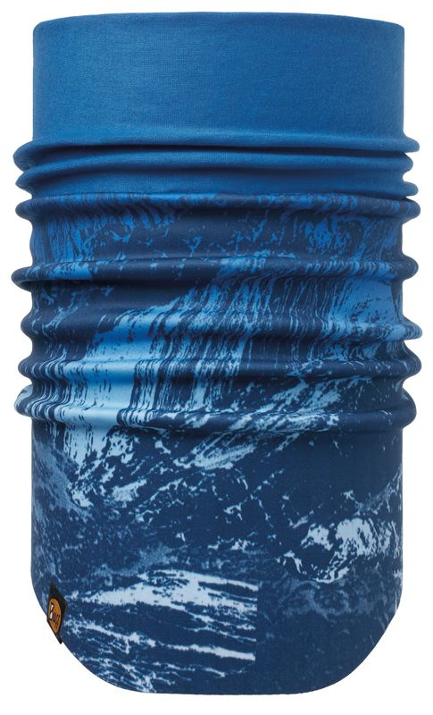 Шарф Buff Windproof Neckwarmer Buff Mountain Bits Blue