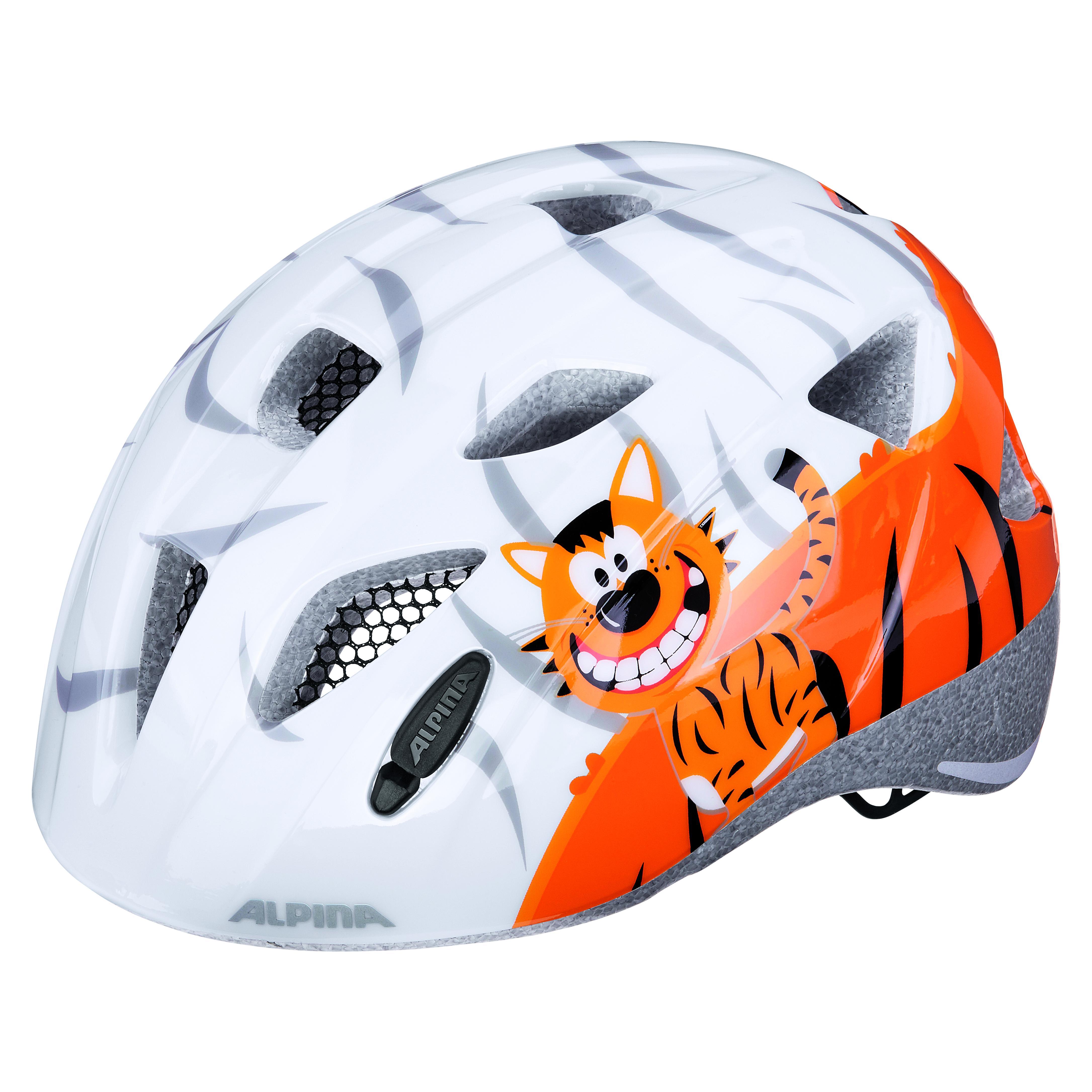 Велошлем Alpina 2018 Ximo Little Tiger