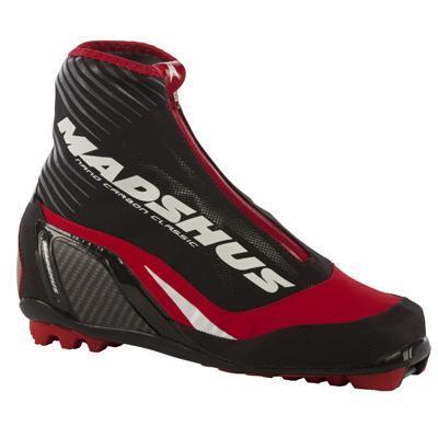 Купить Лыжные ботинки MADSHUS 2013-14 NANO CARBON CLASSIC 819711