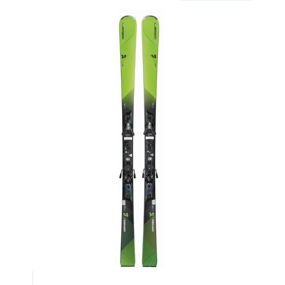 Купить Горные лыжи с креплениями Elan 2016-17 AMPHIBIO 14 TI F ELX11.0, лыжи, 1275656