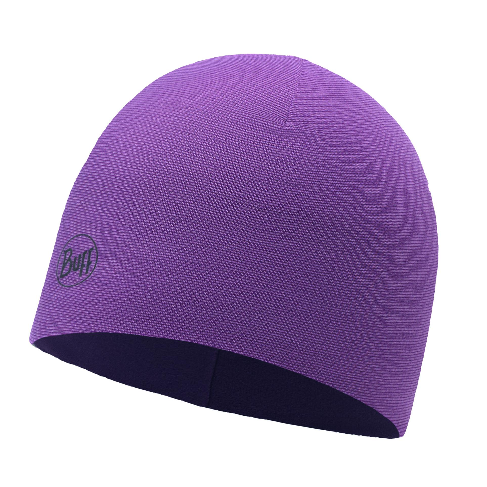 Шапка Buff Microfiber & Polar Hat Amaranth Purple Stripes от КАНТ