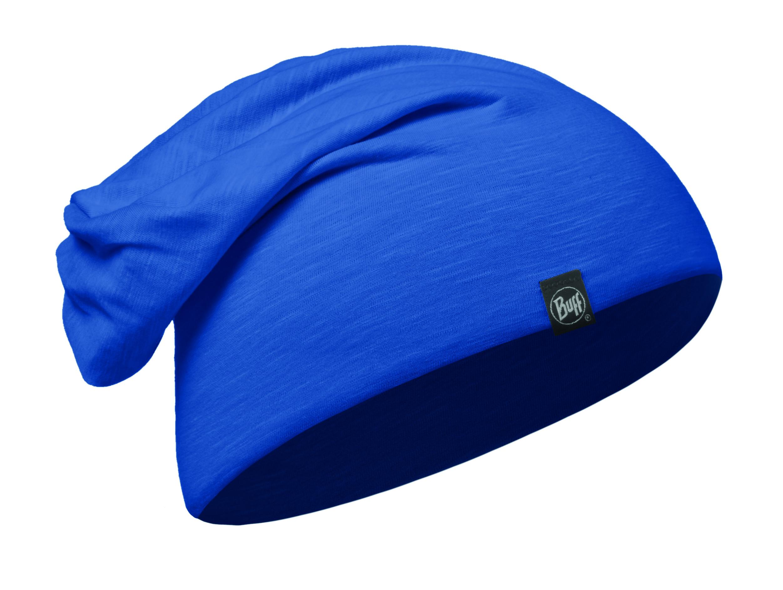 Купить Шапка BUFF Cotton Hat Buff SOLID MEDIEVAL BLUE Банданы и шарфы ® 1266877
