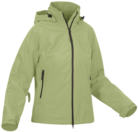 Куртка туристическая Salewa Alpine Active COLADO PTX W JKT mint (св. салатовый)