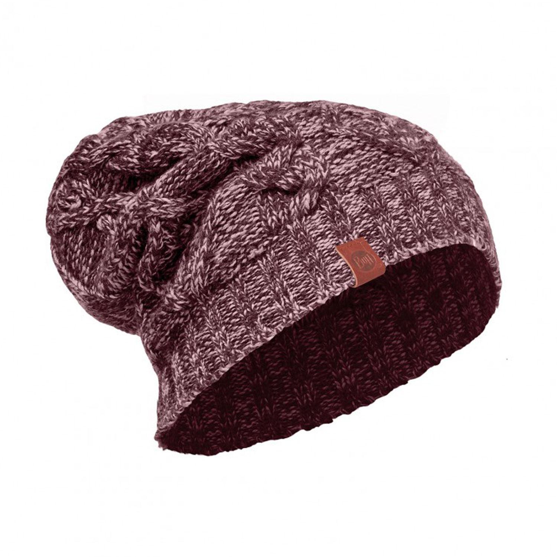 Шапка Buff Knitted Hat Nuba Heather Rose