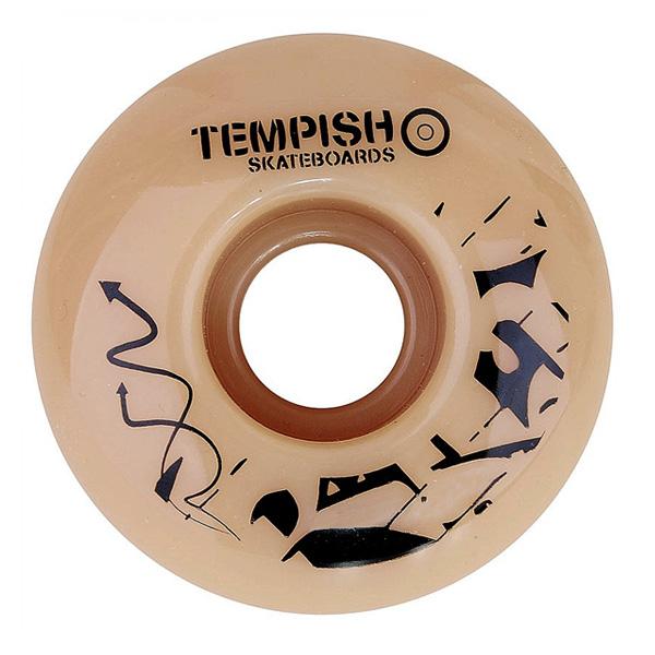 Колеса (4 Штуки) Для Скейтборда Tempish Pu 92A 54X36 Mm (4Pcs) Beige от КАНТ