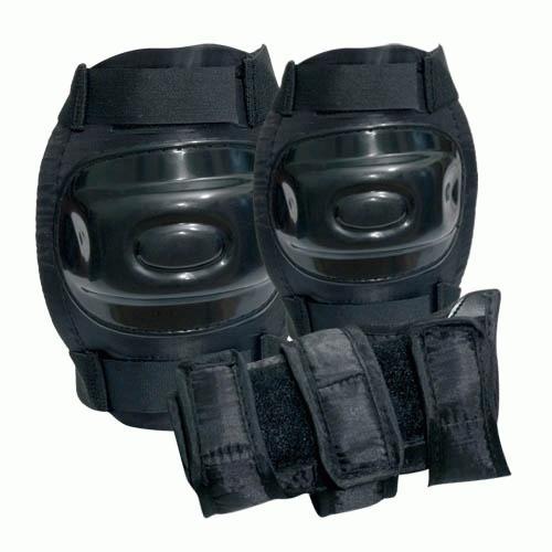 Купить Комплект 3-х элементов защиты TEMPISH STANDARD 3-set (knee+elbow+wrists), Защита, 1254512