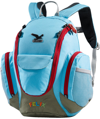 Рюкзак Salewa Felix light blue/green (голубой)