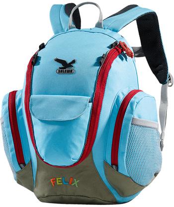 Купить Рюкзак Salewa Felix light blue/green (голубой) Рюкзаки туристические 650684