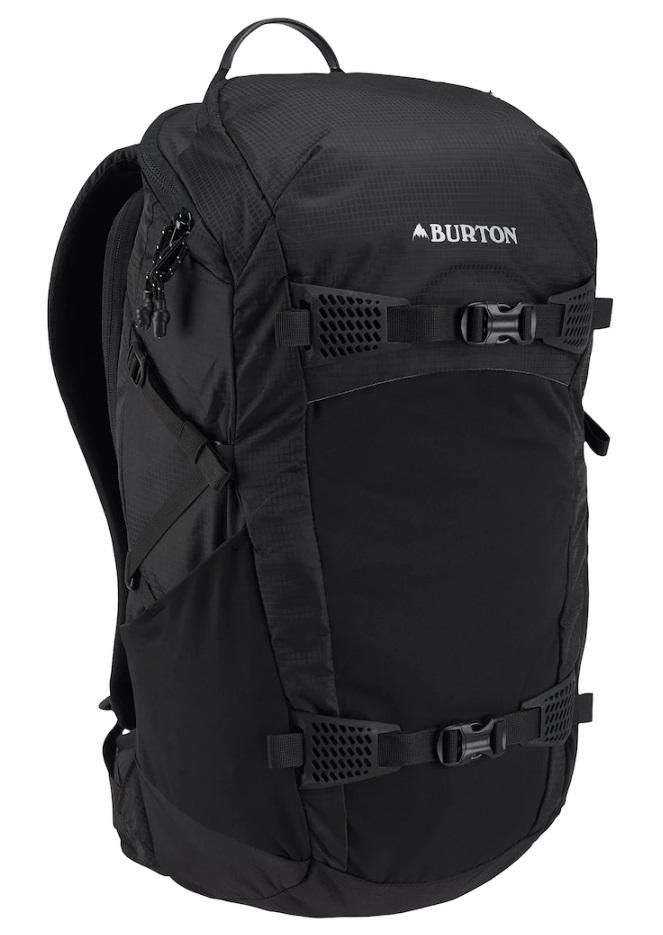 женский рюкзак burton, черный