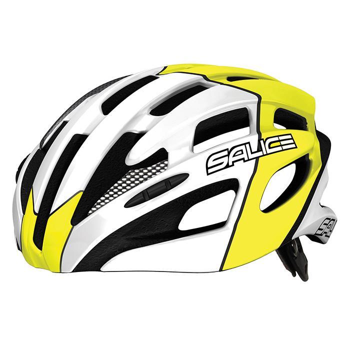 Летний Шлем Salice Spin Yellow от КАНТ