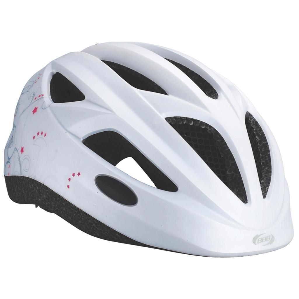 Купить Велошлем BBB 2018 Hero белый матовый, Шлемы велосипедные, 1151351